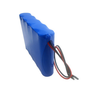 Rechargeable 3.7v 18650 12Ah lithium battery pack for air pump led flood light Dongguan