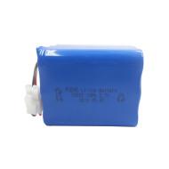 1S9P 3.7v 18650 18ah lithium ion backup battery for emergency lights sales in France