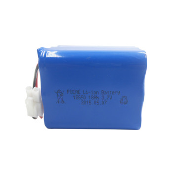 1S9P 3.7v 18650 18ah lithium ion backup battery for emergency lights sales in France