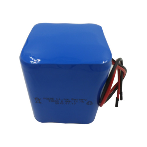 Deep cycle 3S3p 18650 12v 6600mah power supply lithium ion battery pack for power bank in malaysia