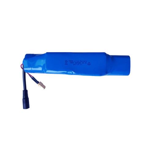 1 year warranty 12s1p 18650 44.4V 3200mAh transformer lipo battery pack for 45v dc motor power supply autofog lamp