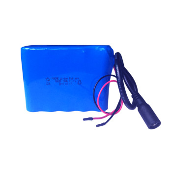 Customized 18650 3S5P 11.1V 12V 11Ah lithium ion battery for power bank motorcycle and solar system