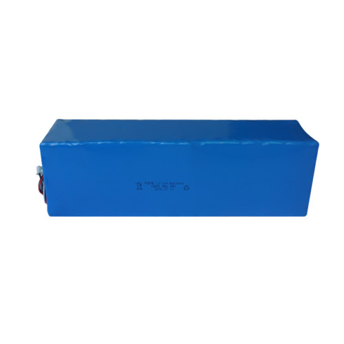 High discharge rate 8000mah 48v lithium rechargeable battery pack for electric bike/scooter China