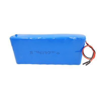 6S3P 24V 6700mAh li ion 18650 rechargeable battery for solar street light inverter Dongguan