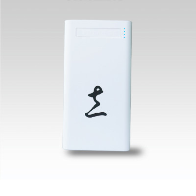 Customized thin portable 10000mah power bank for mobile phone MP3 tablet