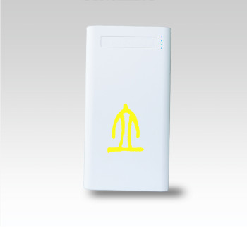 Thin 10ah quick battery charge mobile power bank India