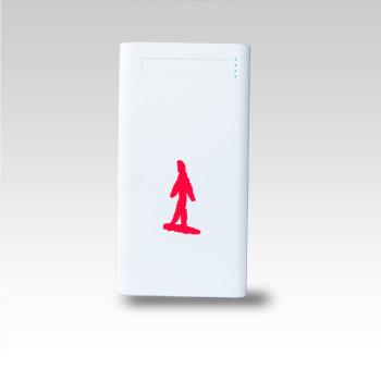Bulk buy cute polymer 10000mah mobile phone charger power bank