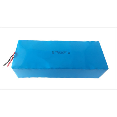 48v 10ah 13s4p lithium ion 18650 battery for electric bike/home solar system Guangdong