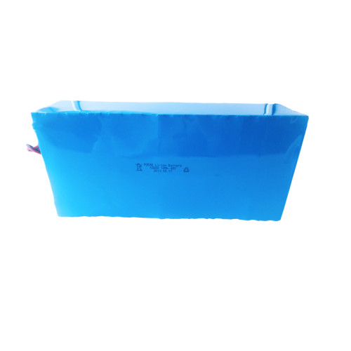 Custom 48v 18ah 18650 lithium ion battery pack for golf cart/electric scooter manufacturer in Dongguan