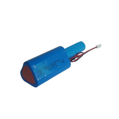 2s2p 7.4v 4.4ah rechargeable battery pack li ion 18650 for solar panel emergency lighting Mexico