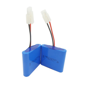 18650 4400mah 7.4v li-ion rechargeable battery pack for camping lanternr infusion pump Mexico