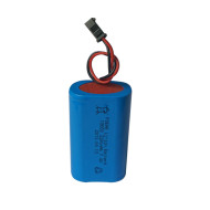 PCM protected rechargeable 7.4v 2200mah lithium ion battery pack for pos machine infusion pump Canada