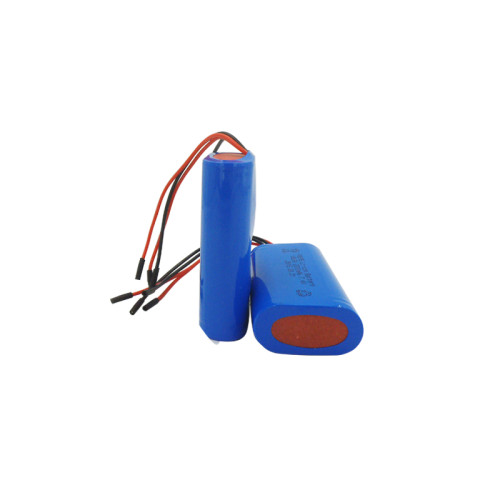 2s1p 18650 7.4v 2200mah rechargeable lithium battery for electric shaver pos machine Norway