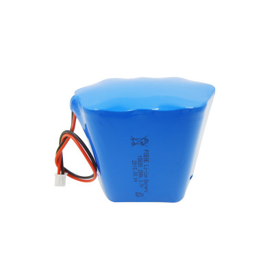 Low price 28Ah 3.7v li-ion 18650 rechargeable battery for searchlight drone Dongguan