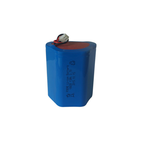 3.7V 13Ah 18650 rechargeable lithium battery pack for ecg monitor camping light Germany