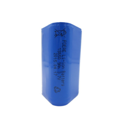 9000mAh 3.7v li-ion 18650 rechargeable battery pack for led light pos machine Canada