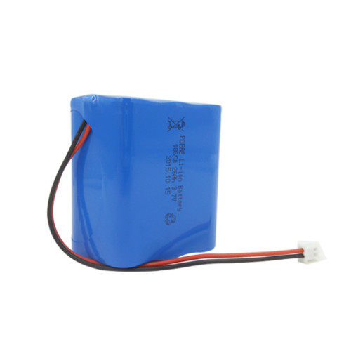 3.7 volt 26ah rechargeable 18650 li ion battery pack storage for solar lights/outdoor lights UK