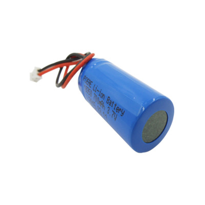 1s1p 3.7v 700mah rechargeable lithium ion battery pack for helicopter toy/lights Canada