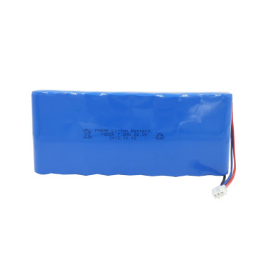 Long life 18650 24v 7800mah lithium ion battery for outdoor lights drones Singapore