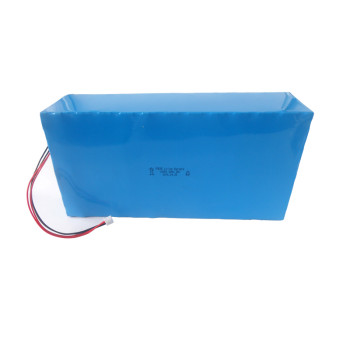 High capacity 40ah 24v lithium ion battery for homelite electric cordless lawn mower Japan