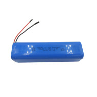 Gold supplier 4s2p 14.8 v 4400mah 18650 li-ion battery pack for solar power led lights Russia