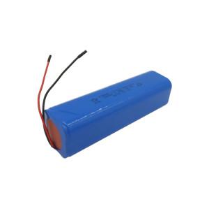 Gold supplier 4s2p 14.8 v 4400mah 18650 li-ion battery pack for solar power led lights Russia