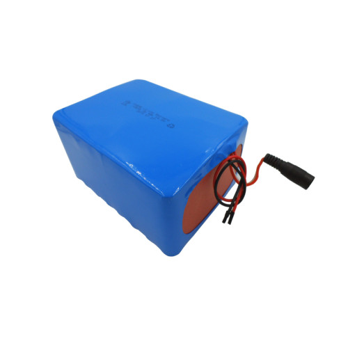 18650 4s 26ah 14.8 volt rechargeable lithium ion battery for electric vehicle golf trolley China