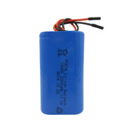 18650 11.1v 2200mAh li-ion battery pack for massage stick gps tracker North America