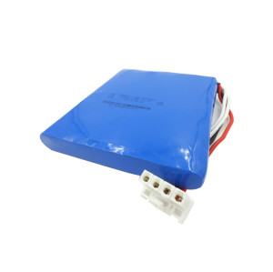 PCM protected 12v 10ah rechargeable lithium ion battery pack for camera solar panel Russia