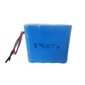 2S5P 7.4v 10000mah lithium ion battery for surveillance camera loudspeaker Austria