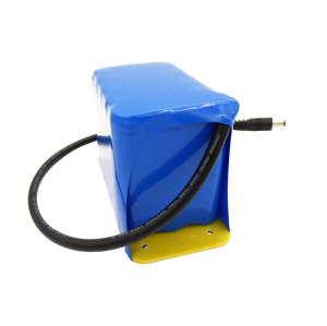 18650 12v 13ah rechargeable lithium battery pack for loudspeaker inflator pump France