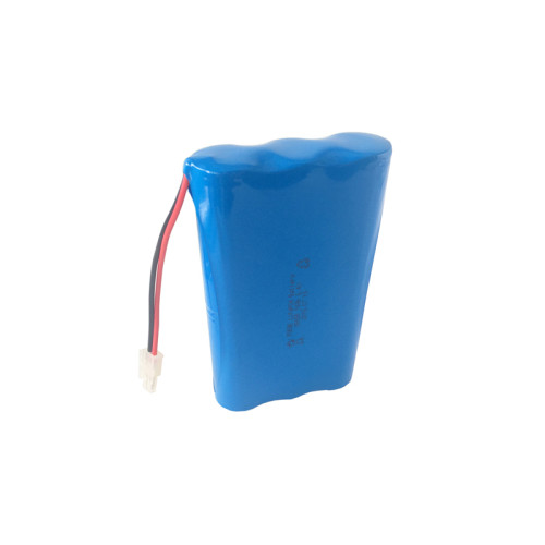Professional custom 2S3P 6.4 volt 10ah lifepo4 battery pack for makita drill/robot sale in Canada