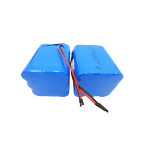 ISO9001 factory 12v 6600mah 18650 3s li-ion battery pack for led strip lights cctv Korea