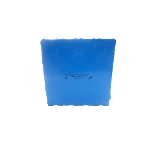 26650 6.4v 26ah deep cycle lithium phosphate battery pack for led lights/trolling motor Dongguan factory price