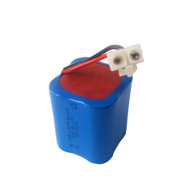 High performance 6.4v 6000mah lfp lithium ion battery pack for solar outdoor light USA