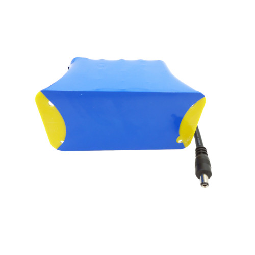18650 12v 13ah rechargeable lithium ion battery for golf cart cctv China