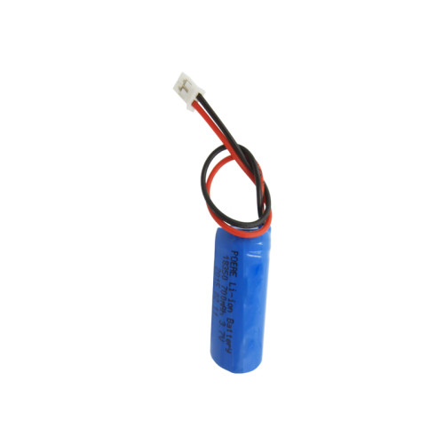 18350 3.7V 700mah li ion battery pack for string lights flashlight Malaysia