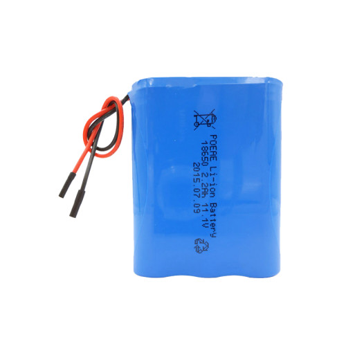 3S1P 2200mah 12v li-ion rechargeable battery for loudspeaker box emergency lamp France