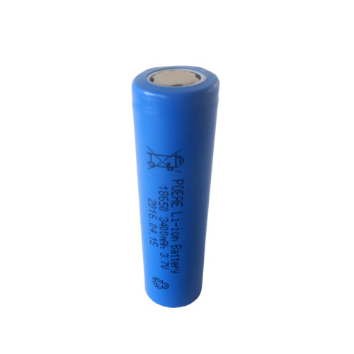 PCM protected 3.7v 3400mah 18650 rechargeable battery pack li-ion for solar panel led lights in india