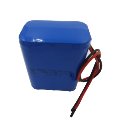 3s2p li ion 4400mah 11.1v rechargeable battery pack for solar power system robot in New Zealand