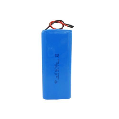 4S3P 9Ah 14.8v 18650 li-ion rechargeable battery pack for flood light emergency lighting GuangZhou