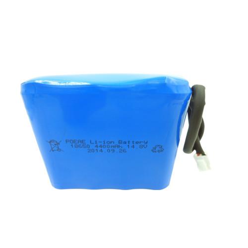 4S2P 18650 14.8V 4400mah lithium ion battery for led table lamp solar inverter Canada