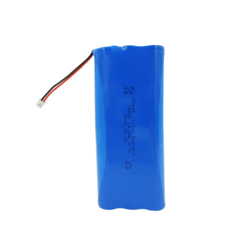 1S6P 18650 3.7V 13Ah li-ion battery pack for emergency lighting/ tablet Malaysia