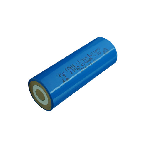 18650 4500mah 3.7V rechargeable li-ion battery for wireless intercom flashlight Shenzhen