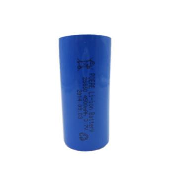 18650 4500mah 3.7V rechargeable li-ion battery for wireless intercom flashlight Shenzhen