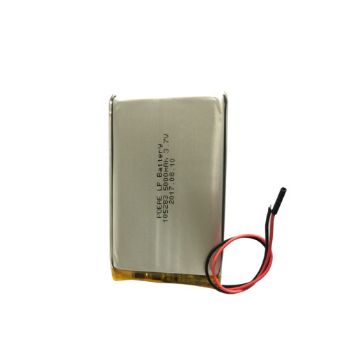 3.7v 5000mah lithium polymer rechargeable battery for remote control car gps tracker in Dongguan