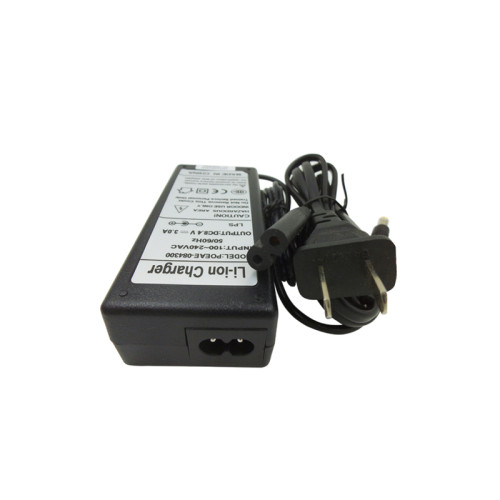 Offer discount standard li-ion battery used dc 8.4v 3a charger made in Dongguan