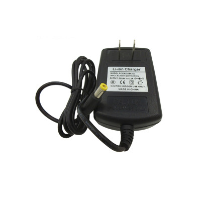 High performance 8.4v 2A lithium ion battery charger made in Guangdong
