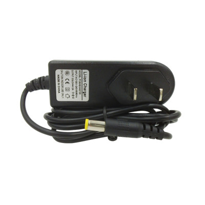 CE approved 1A dc 4.2v li ion battery charger for 3.7v battery made in Guangdong