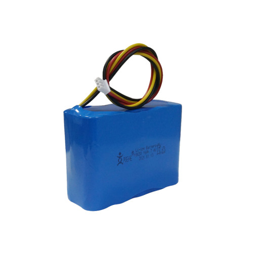 2s5p 18650 7.4v 16ah li-ion durable battery pack for medical devices